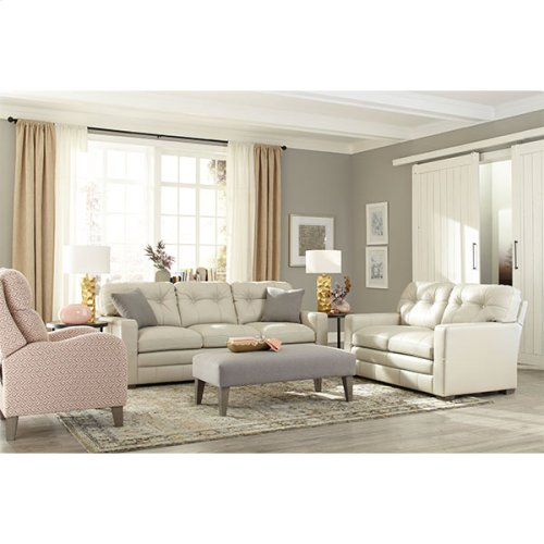 Cabrillo Stationary Leather Sofa