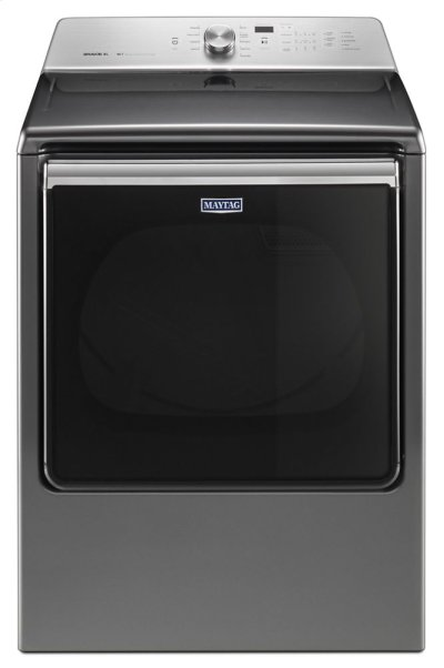 8.8 cu. ft. Extra-Large Capacity Dryer with Advanced Moisture Sensing Product Image