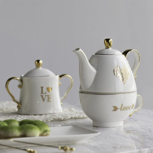 Teapot & Cup Set