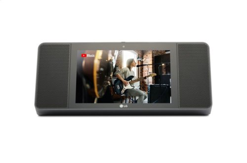 LG XBOOM AI ThinQ Smart Display with Meridian Audio and Google Assistant Built-In