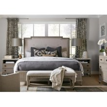 Harmony King Bed with Storage