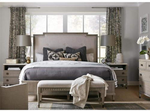 Harmony Bed with Storage (Queen)