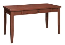 """Calistoga Red 48"""" Writing Table"""
