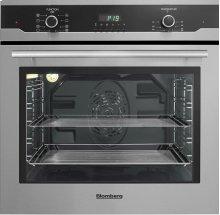 "24"" Built in Wall Oven Single, stainless, full glass door moon design"