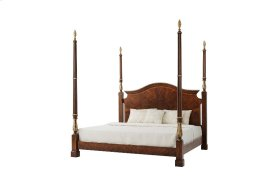 The India Silk Bed (california King), California King