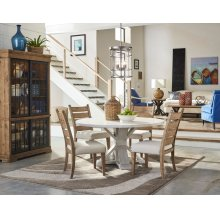Coming Home Dining Room Set: Table & 4 Chairs