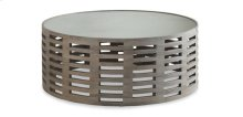 Palmer Driftwood Round Coffee Table
