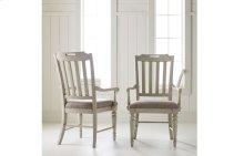 Brookhaven Slat Back Arm Chair