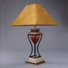 Chestnut Lamp