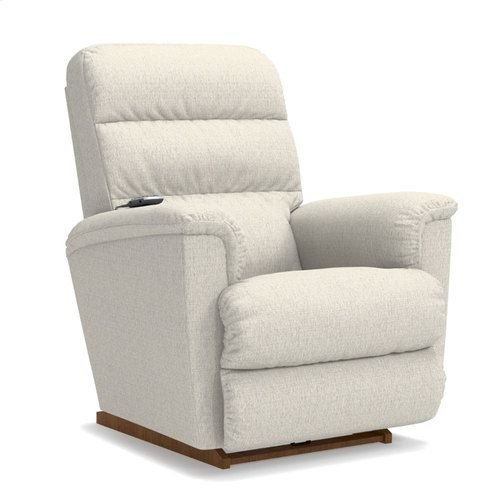 Tripoli Power Rocking Recliner w/ Head Rest & Lumbar