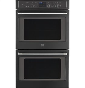 "GE Café Series 30"" Built-In Double Convection Wall Oven"