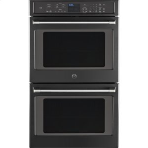 "GE CafeGE CAFEGE Caf(eback) Series 30"" Built-In Double Convection Wall Oven"