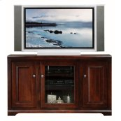 "Thin 55"" Tall Entertainment Console"