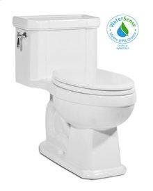 White RICHMOND One-Piece Toilet 1.28gpf, Elongated