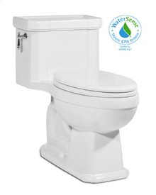 White RICHMOND One-Piece Toilet 1.28gpf, Elongated
