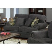 Colton Traditional Smokey Grey Loveseat