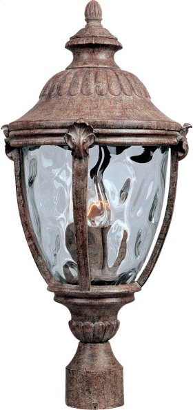 Morrow Bay VX 3-LT Outdoor Pole/Post Lantern