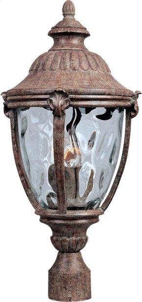 Morrow Bay VX 3-LT Outdoor Pole/Post Lantern