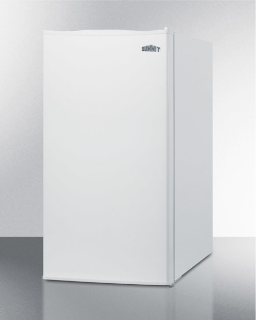 Built-in Undercounter Refrigerator-freezer In White for Residential Use, With Manual Defrost, Glass Shelves, and Door Storage
