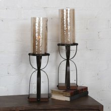 Arka, Candleholders, S/2