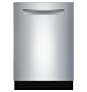 24' Flush Handle Dishwasher 800 Series- Stainless steel