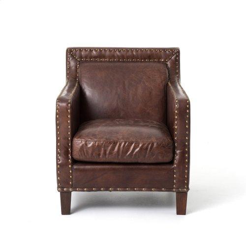 Alcott Club Chair-cigar