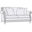 Brae Loveseat in Brandy (703) Product Image