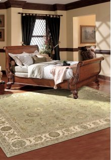 Nourison 3000 3105 Ltg Rectangle Rug 2'6'' X 4'2''