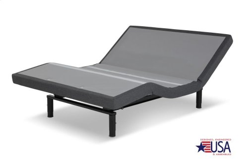 S-Cape 2.0 Foundation Style Adjustable Bed Base Full XL