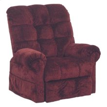 Powr Lift Chaise Recliner - Omni  4827 Collection - Chianti