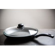 "Ballarini Matera 12.5"" Fry Pan With Lid"