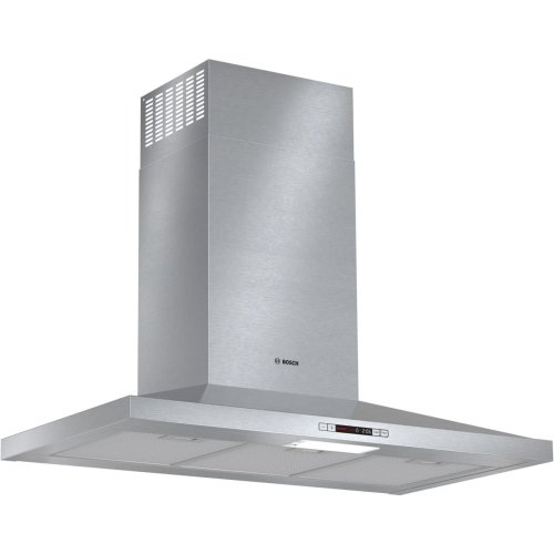 300 Series wall-mounted cooker hood 36'' Stainless steel HCP36E51UC