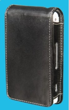 Leather Rhapsody ibiza Case: Black