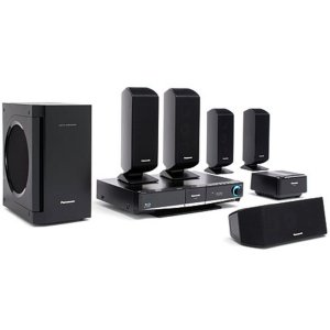 PanasonicWireless Rear Speaker Kit and Speaker System for SC-BT100 Blu-ray Disc Home Theater System