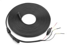 Powered Network Cable for connection of compatible NMEA 2000® MediaMaster® source units - 25 ft (7.62 m)