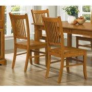 Marbrisa Mission Burnished Oak Side Chair Product Image