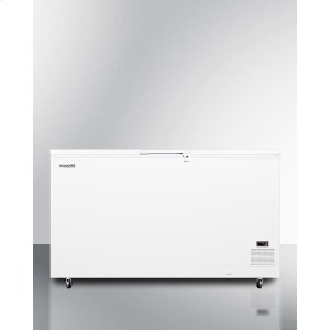 SummitCommercial -45 C Capable Chest Freezer With Digital Thermostat and 12.8 CU.FT. Capacity
