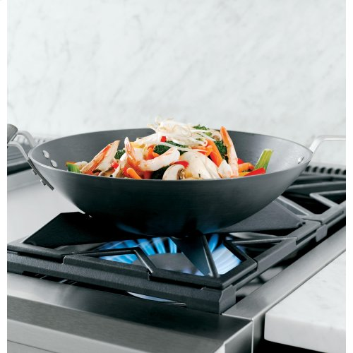 """Monogram 48"""" Dual-Fuel Professional Range with 6 Burners and Griddle (Natural Gas)"""