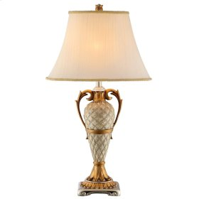 Clarion Table Lamp