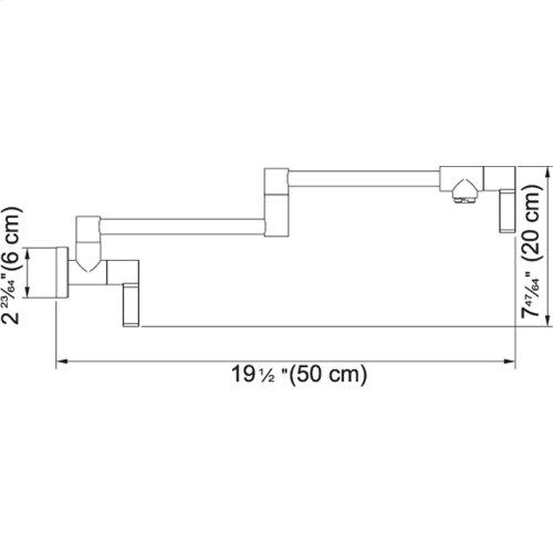 Ambient PF3180 Satin Nickel
