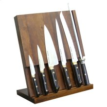 ZWILLING Kramer - EUROLINE Carbon Collection 7-pc Knife Block Set
