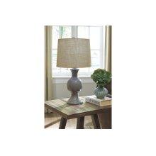 Ceramic Table Lamp (1/CN)