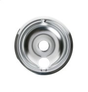 8 inch chrome electric range burner bowl Product Image