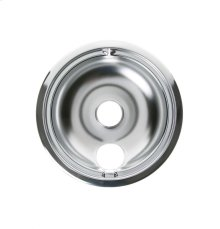 8 inch chrome electric range burner bowl