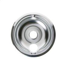 8 inch chrome electric range burner bowl