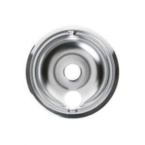 GE8 inch chrome electric range burner bowl