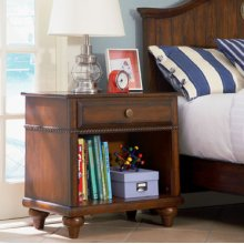 Shiver Me Timbers Nightstand