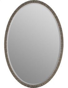 Leah Oval Accent Mirror