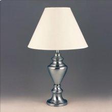 Chrome Lamp