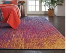 Passion Psn09 Multicolor Rectangle Rug 1'10'' X 2'10''